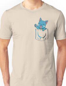 Happy Pocket Unisex T-Shirt