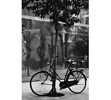 Bicicleta (I guess I do speak Spanish) Photographic Print