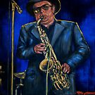 Ladies & Gentlemen ... Mr Van Morrison by Steph Stewardson