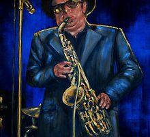 Ladies & Gentlemen ... Mr Van Morrison by Steph Stewardson
