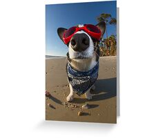 Love Goggles Greeting Card