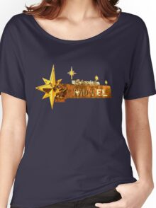 Starlite Motel Women's Relaxed Fit T-Shirt