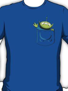 Alien Pocket T-Shirt