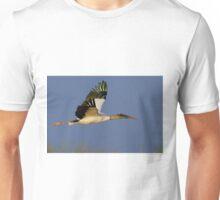 Wood Stork Unisex T-Shirt