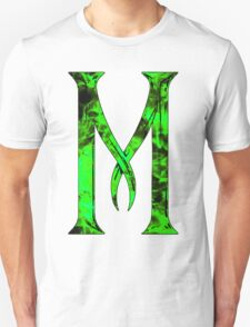 M is for Maleficent  T-Shirt