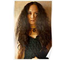 Yoko Hair Poster