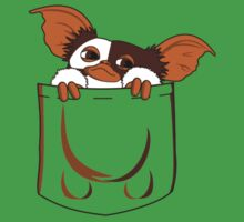 gizmo pocket Kids Tee