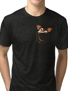 gizmo pocket Tri-blend T-Shirt