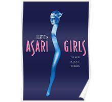 Asari Girls Poster