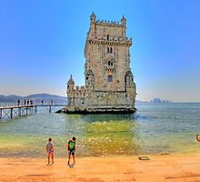 Belém colors by terezadelpilar ~ art & architecture