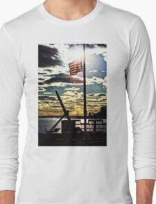 Stonington Fisherman's Memorial Long Sleeve T-Shirt