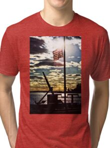 Stonington Fisherman's Memorial Tri-blend T-Shirt