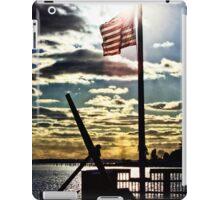 Stonington Fisherman's Memorial iPad Case/Skin