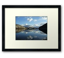 loch of the lowes Framed Print