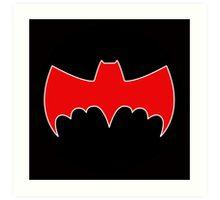 Batmobile - Batman '66 - Stkr-1 Art Print
