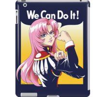 Utena Can Do It! iPad Case/Skin