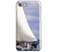 Stealing The Wind iPhone Case/Skin