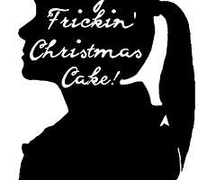 Holy Frickin' Christmas Cake by kasia793