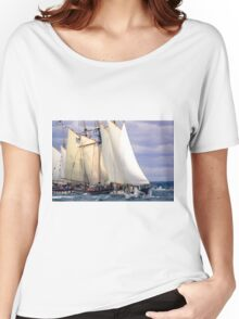 Stealing The Wind Women's Relaxed Fit T-Shirt