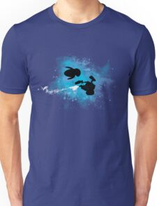 Robots in Space Unisex T-Shirt