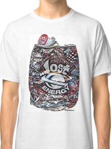 Psychedelic Poster Classic T-Shirt