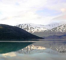 Alaskan Splendor by Rosemary Sobiera