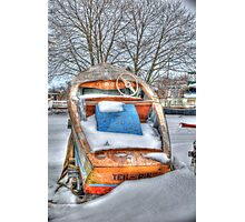 Bowler or Boater? Photographic Print