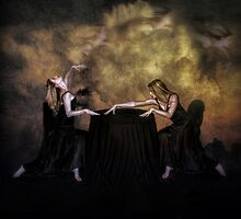 Etherics by Jennifer Rhoades