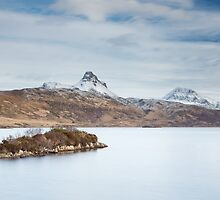 Loch Bad a Ghaill by Christopher Cullen