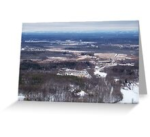 Albany County Greeting Card