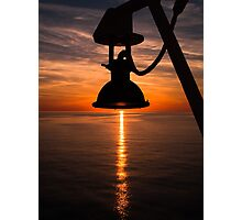 Lamplight? Photographic Print