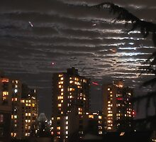 Gold Medal Sky by RobertCharles