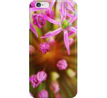Abstact Alium Fine Art iPhone Case/Skin