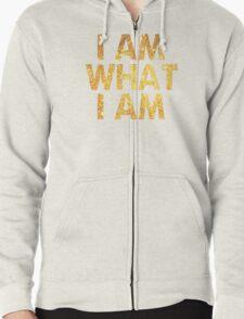 I am what I am lyric - John Barrowman (WHITE) T-Shirt