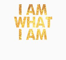 I am what I am lyric - John Barrowman (WHITE) Unisex T-Shirt