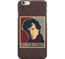 Sherlock Trilogy BC - Rustic iPhone Case/Skin