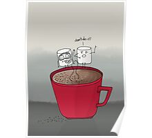 Marshmallow drama Poster