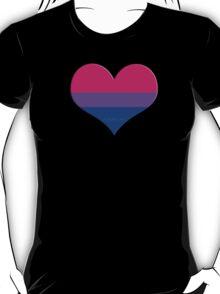 bi heart T-Shirt