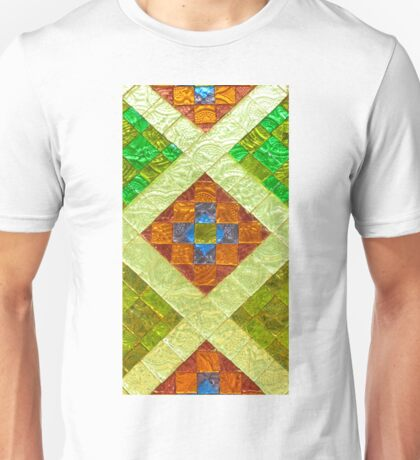 arab stained glass Unisex T-Shirt