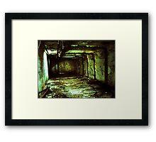 Hidden Rooms Framed Print