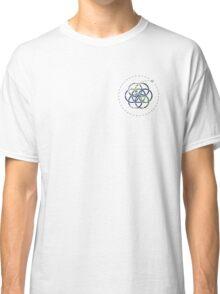Earth & Moon - Terrain Classic T-Shirt