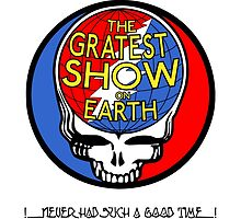 Gratest Show on Earth by Tortugagraphix