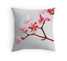 Why I Love Spring Throw Pillow