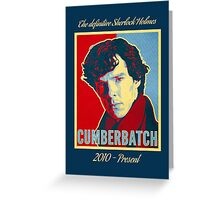 The Definitive Holmes BC - RYB (Card) Greeting Card