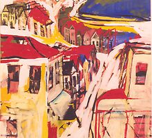 Aro Street by shannigan