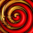 Mingle - Red by Wendy J. St. Christopher