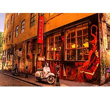 MoVida Photographic Print