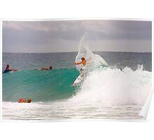 Surf Sail Poster