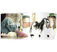 Le cheval de Margot Poster