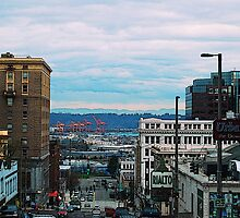 Downtown Tacoma by Tori Snow